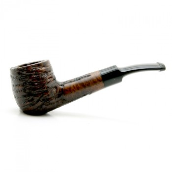 Трубка курительна Smoking Man Club Pipe Rustic Brown